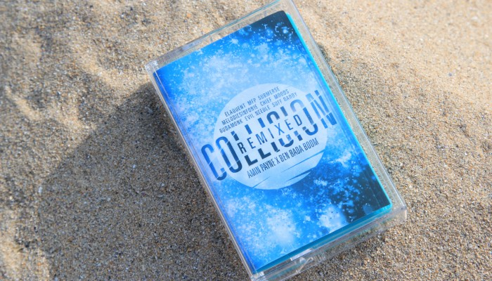 Amin Payne & Ben Bada Boom's 'Collision' get revisited by a dream team of hip hop beatsproducers