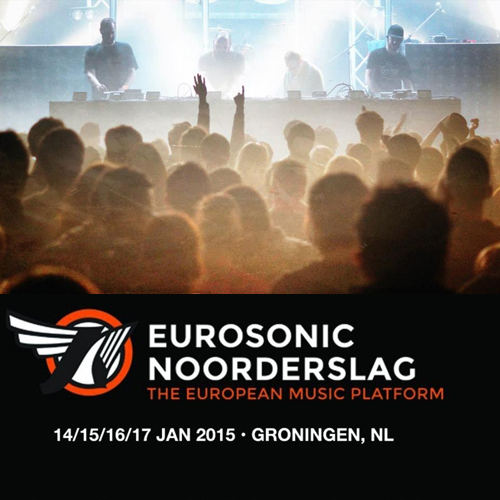 Cotton Claw @ Eurosonic Festival (NL)