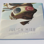 Julien Mier - Out of the Cloud - EP vinyl cover