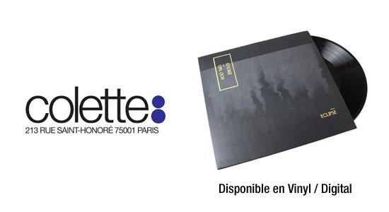 'Eclipse' avalaible @ Colette Paris