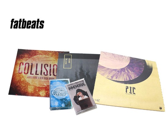 Fat Beats vinyl hip hop, rap