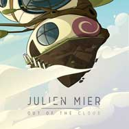 Julien Mier - Out Of The Cloud - electronic music synth pop ambient instrumental