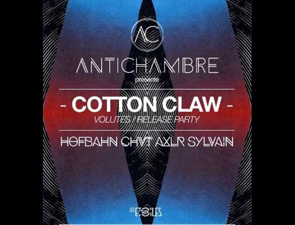 Cotton Claw Release Party - electronic music house club
