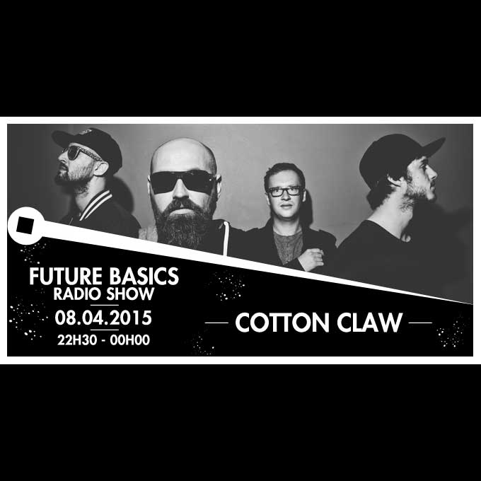 Future Basics Radio invite cotton claw electronic music house bass
