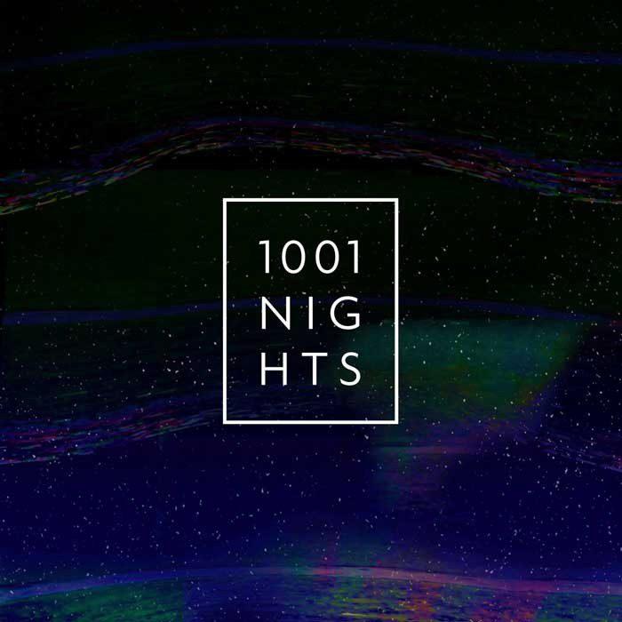 Ateller - 1001 NIGHTS EP - electronic music beats trap
