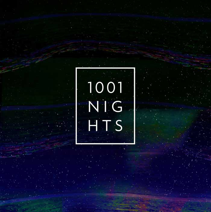 Ateller - 1001 NIGHTS EP - electronic music beats trap