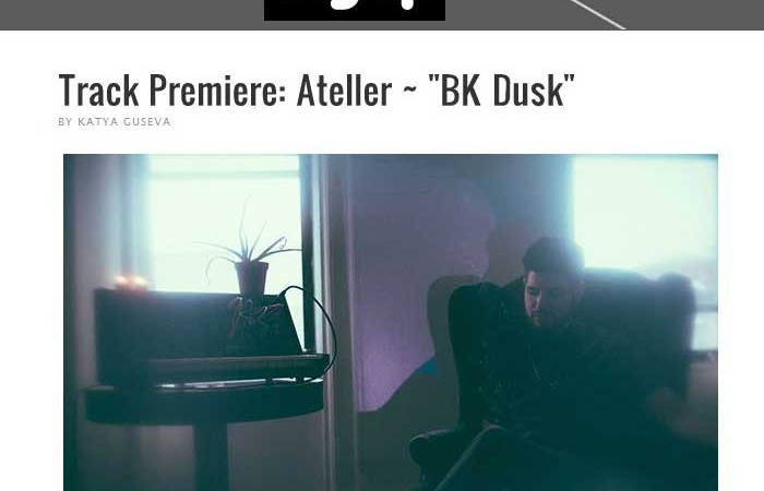 Big Up Premiere Track Ateller - Dance Music