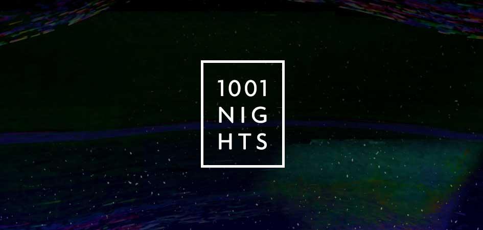 ATELLER - 1001 NIGHTS EP electroni rnb dance house music