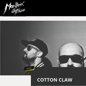 Cotton Claw au Jazz Montreux Festival - electronic music