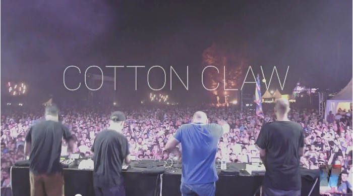 Condensé en video, interview, article.. du passage de Cotton Claw aux Eurockéennes 2015!