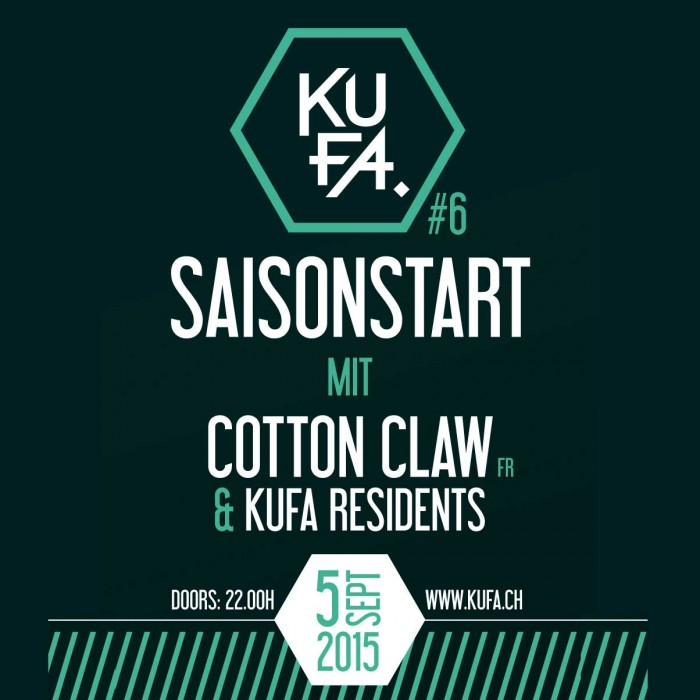 Cotton Claw at Kufa - electronic music house beats bearmaker
