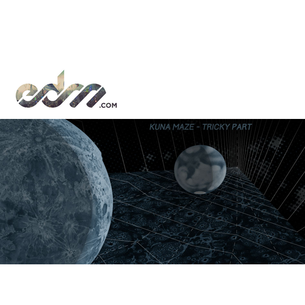 premiere edm.com - Kuna Maze electronic music