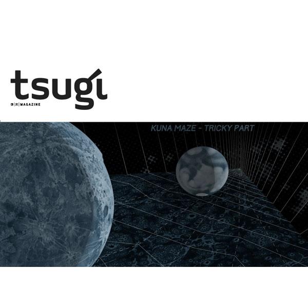 Le magazine Tsugi vous présente en exclusivité le stream complet du EP 'Tricky Part' du producteur lyonnais Kuna Maze