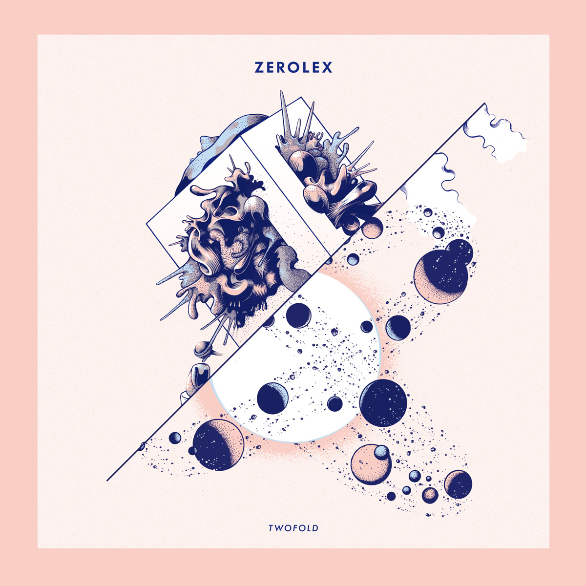 Zerolex - Twofold single electronic music Future beats French Touch