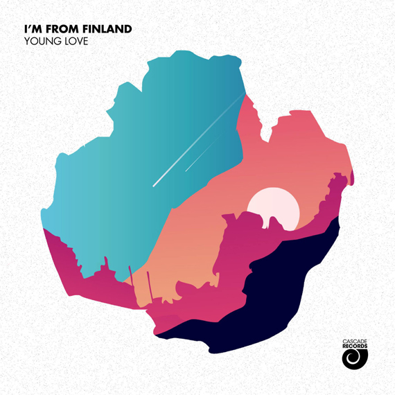 I'm From Finland - Young Love - electronic electro chill-out house music