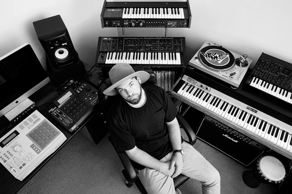 Midflite electronic hip hop jazz rap music australia