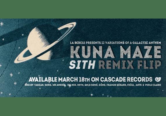 Kuna Maze - Sith Flip Remix - electroni beats music