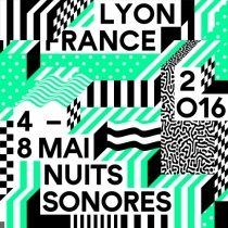 NUITS SONORES 2016 Lyon