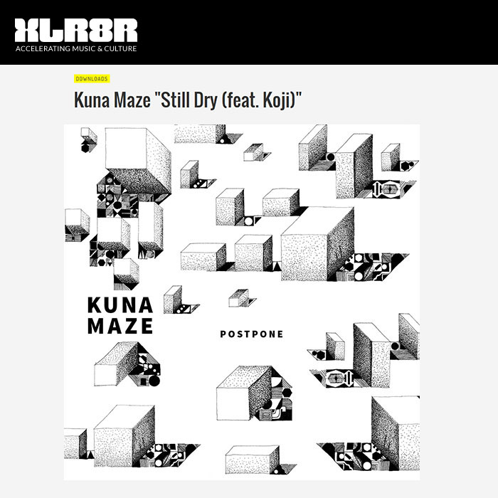 XLR8R free download kuna maze track - electronic music