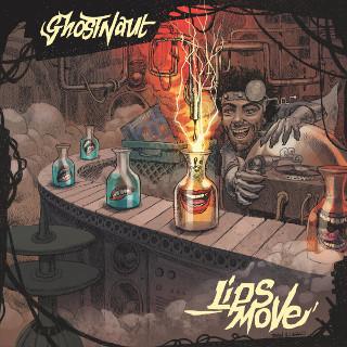 Ghostnaut Lips Move - rap hip hop raashan ahmad music instrumentals beats