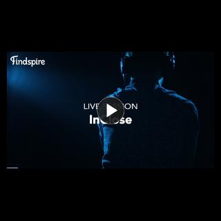 Inclose - Findspire live session video electro music