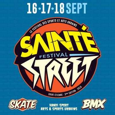 Sainté Street Festival : Cotton Claw + Cimer