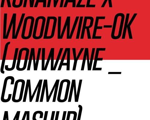 Free download KunaMaze X Woodwire - OK (Jonwayne Common Mashup)