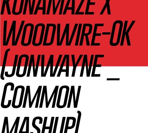 Free download KunaMaze X Woodwire - OK (Jonwayne Common Mashup)