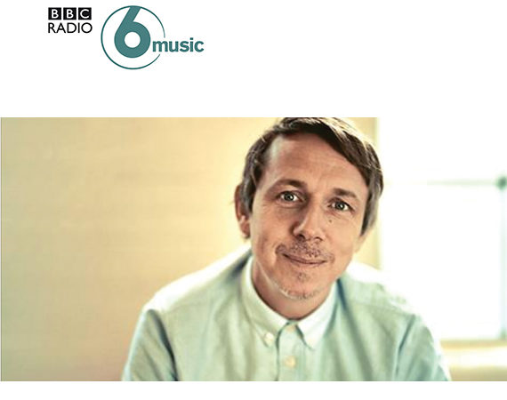 Gilles Peterson on Radio BBC 6 music