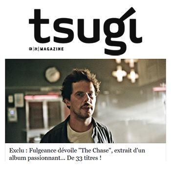 """TSUGI présente le nouvel LP homecooking de Fulgeance et un nouvel extrait exclusif """"the chase""""."""