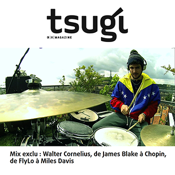 sugi Mix exclu : Walter Cornelius | Jazz, Beats, electronic music