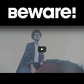 Video - Beware exclu : 1000 Chevaux-Vapeur – « Horses » - beats chill pop electro music musique