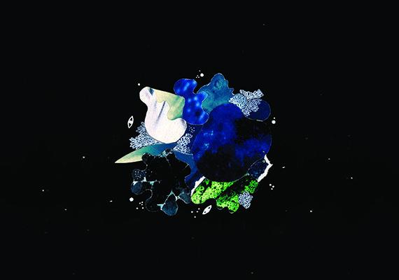 Kuna maze - Gum EP cover chill electronic music beats hip hop instrumental