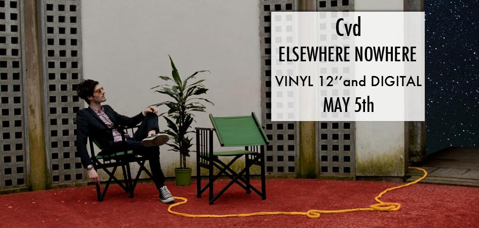1er album de Cvd 'Elsewhere Nowhere' | Chill, Beats, Electronic music , hip hop