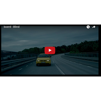 Video : boerd - Blind | chill, ambient, downtempo & electronic music sweden