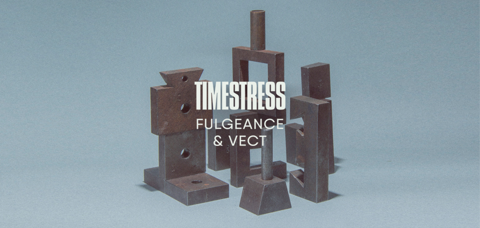 "Fulgeance & VECT new album ""alliance"" available on digital & Vinyl - disco funk chill beats electro music"