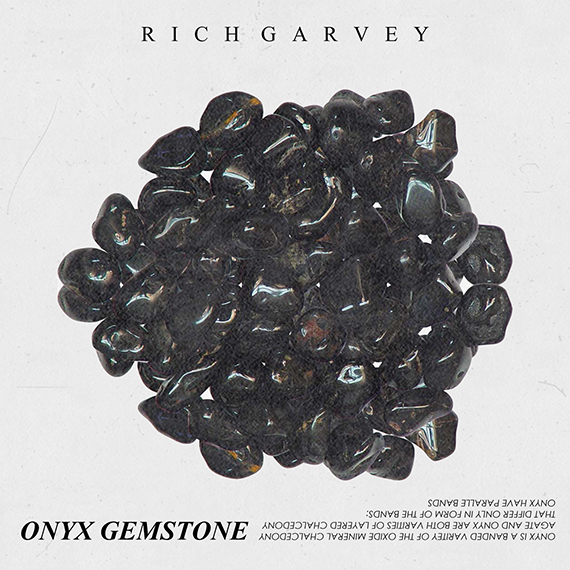 Rich Garvey - Onyx Gemstone EP - hiphop soul rap Minneapolis USA, produced by Ackryte