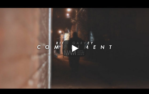 "Rich Garvey drops his new video for ""Compliment"", a sensual & soulful, lo-fi boom bap, rap track."