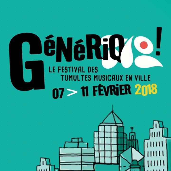 Dans le cadre du Festival GéNéRiQ, retrouvez Fulgeance en concert avec Eddy De Pretto, Malik Djoudi, WWWater à La Vapeur à Dijon le 10 Février 2018 .