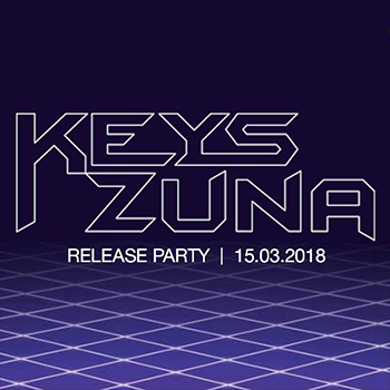 Keys Zuna Release PARTY à Paris le 15/03 | Soul Funk electronique beats