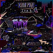 Kuna Maze - 2009 Ep - electro, electronic music chill hip hop beats instrumental