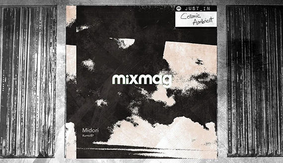 Midori's new single 'Kumo Dub' premiered on Mixmag ! chill ambient hip hop electronic music