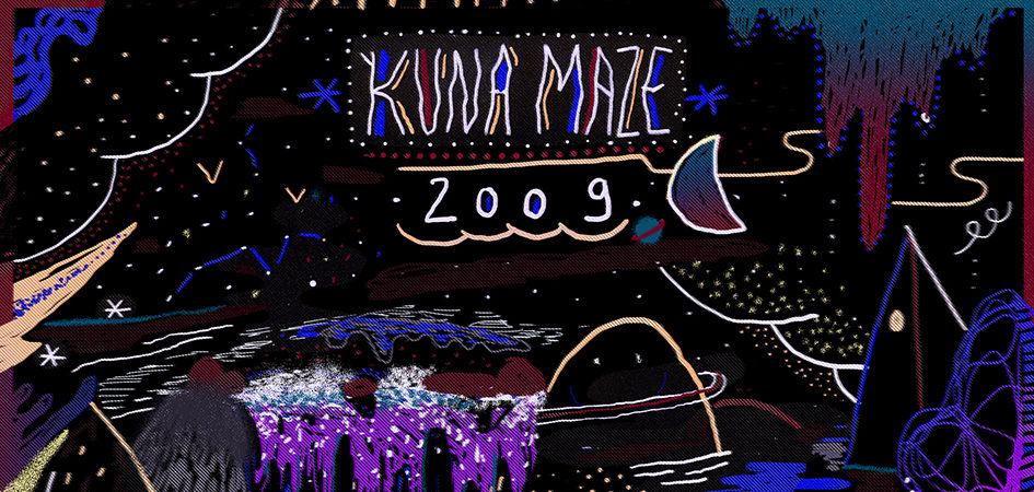 Kuna Maze new EP 2009 - chill electro beats jazz music