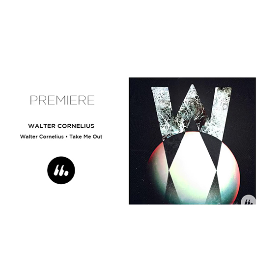 Walter Cornelius shares his new single on Le Mellotron - beats electro music hiphop