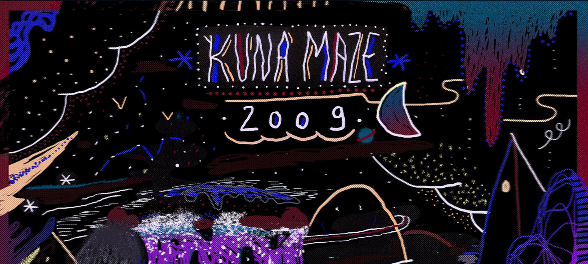 Kuna Maze new EP 2009 - chill electronic music downtempo