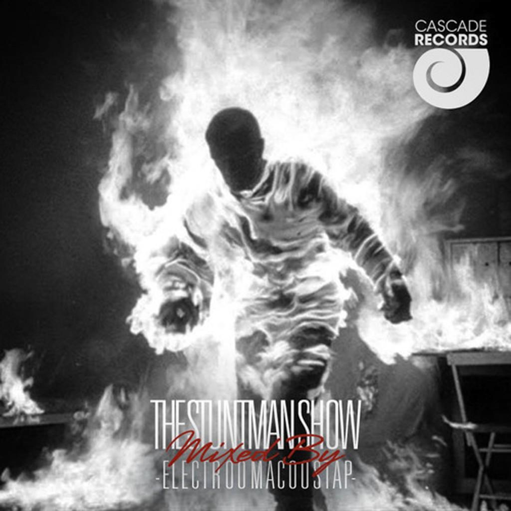 STUNTMAN SHOW #6 feat. Linn Mori (DL) hiphop beats electronic