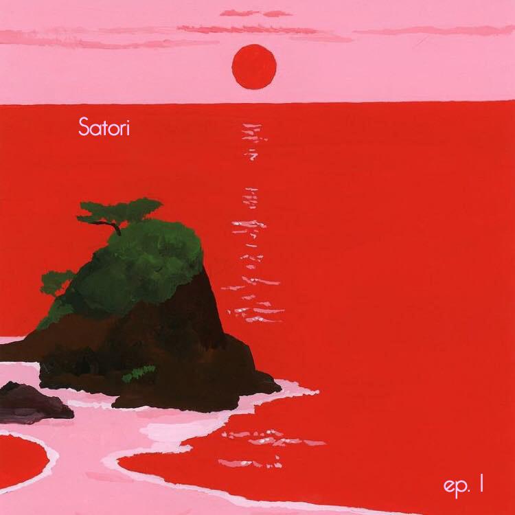 Boki - Satori EP cover