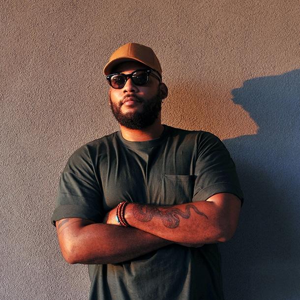 JaRon Marshall - neo soul jazz hip hop rap producer