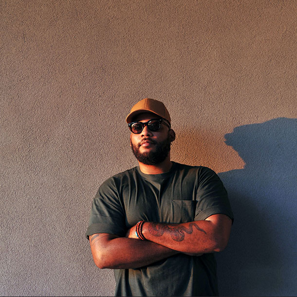 JaRon Marshall - neo soul jazz hip hop producer