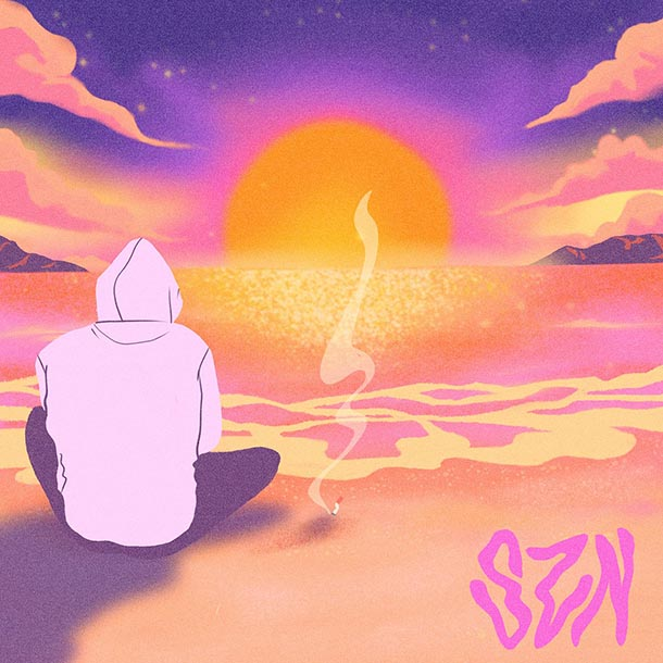 "Ibanest - new album ""SZN"" soul R&B pop & hip hop"